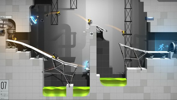 Bridge Constructor Portal dostáva level editor