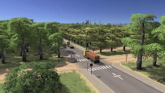 Cities: Skylines: Industries he vonku a buduje priemyselné zóny