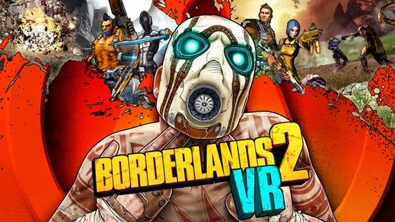 Borderlands 2 VR ohlásené, príde v decembri