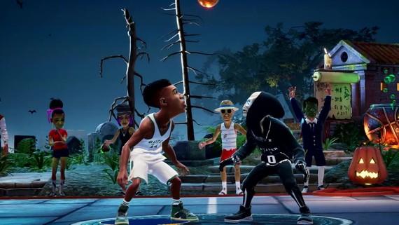 NBA 2K Playgrounds 2 dostáva halloweensky update
