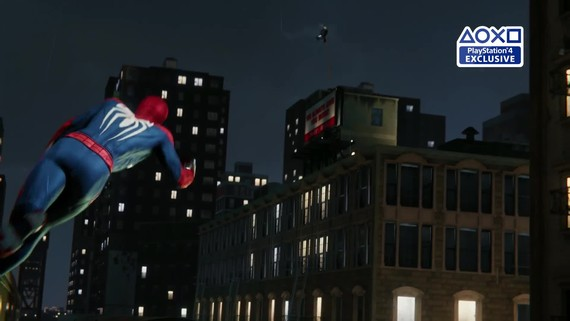 Spider-Man: The Heist - DLC teaser