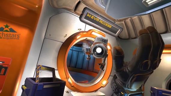 Failspace VR - Cross-platform Teaser