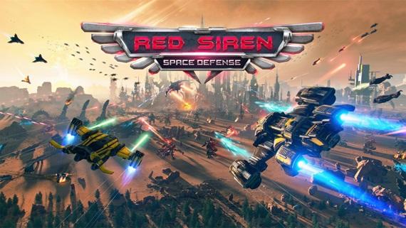Red Siren: Space Defense - trailer