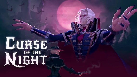 Battlerite Royale & Battlerite - Curse Of The Night