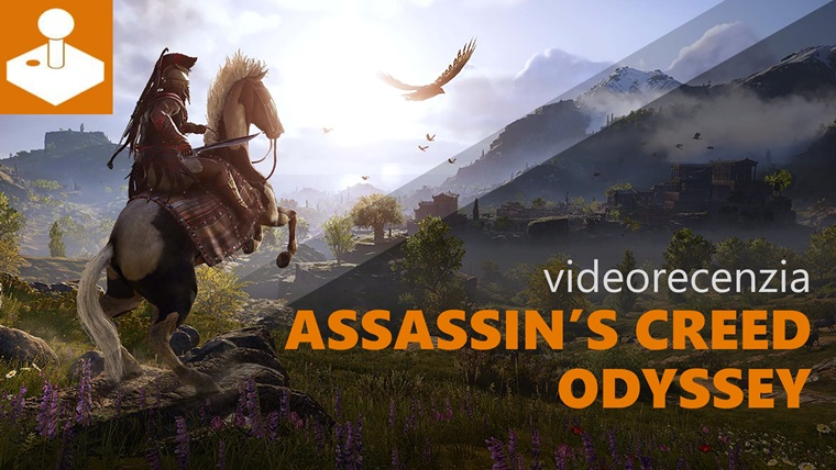 Assassin's Creed Odyssey - videorecenzia