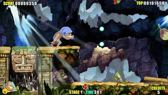TOKI - Gameplay video