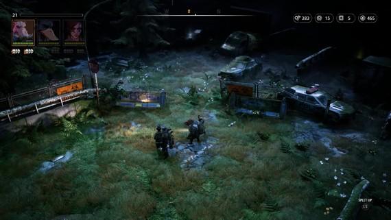 20 minút z hrania Mutant Year Zero: Road to Eden