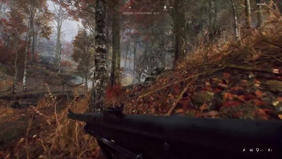 Battlefield V: War Stories - Tirailleur gameplay