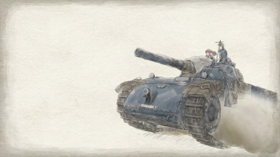 Valkyria Chronicles - Launch Trailer