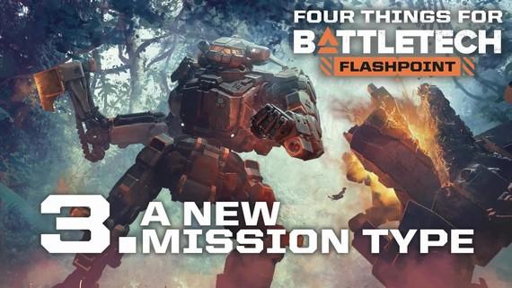 Čo by ste mali vedieť o Battletech: Flashpoint?