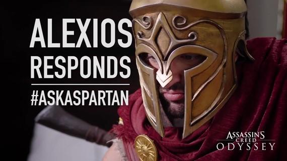 Assassin's Creed Odyssey - Spartan odpovedá na otázky