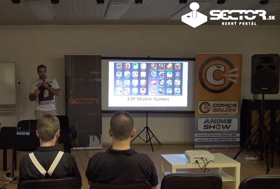 Prednáška: Ako je to momentálne s mobilnými hrami?