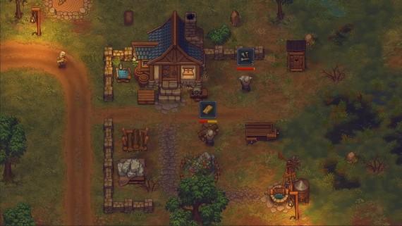 Graveyard Keeper dostáva Breaking Dead DLC