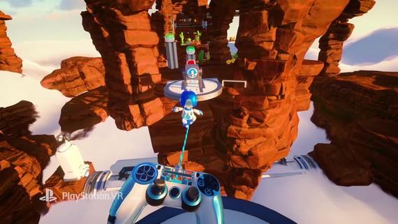 Astro Bot Rescue mission ponúka launch trailer