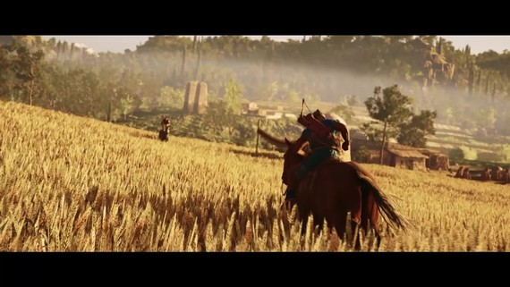 Assassin's Creed Odyssey: Defy Fate trailer