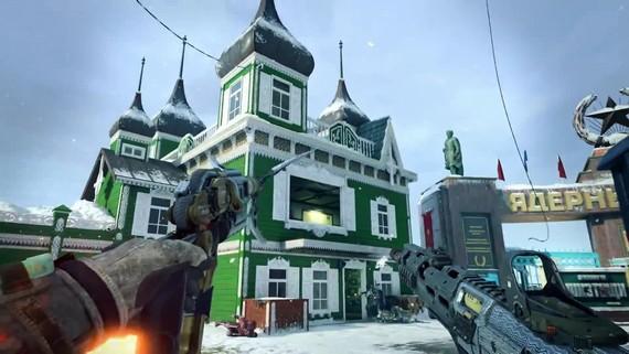 Call of Duty: Black Ops 4 začal prestrelku v Nuketowne