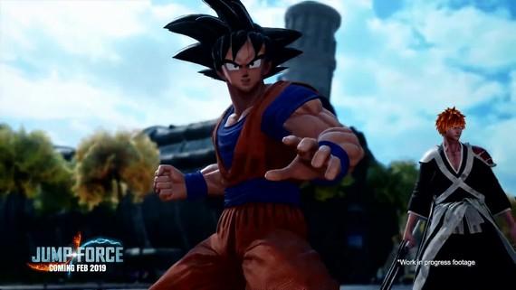Jump Force sa prebúdza a ukazuje transformácie hrdinov