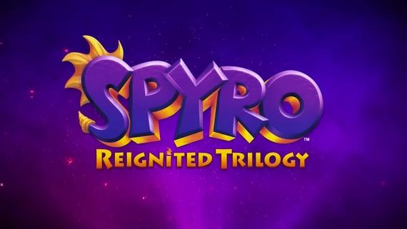 Spyro: Reignited Trilogy - Gameplay Clip