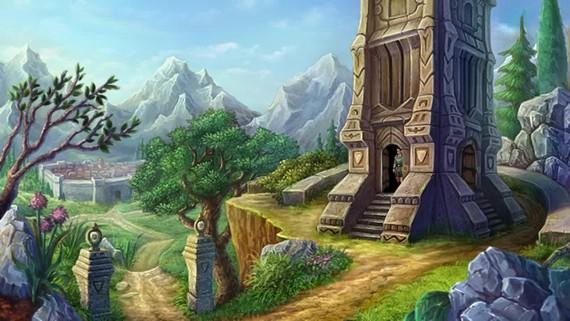 Mage's Initiation: Reign of the Elements ponúkne adventúru/RPG zo starej školy