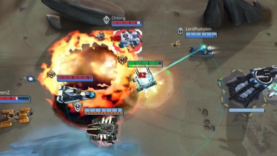 Panzer League - launch trailer