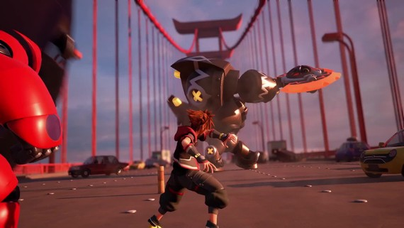 Kingdom Hearts III – Together Trailer