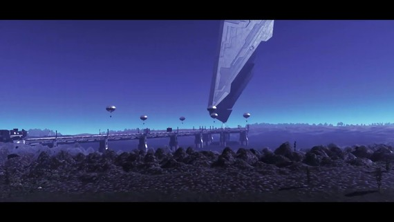 Dual Universe ukazuje Alpha 1 verziu