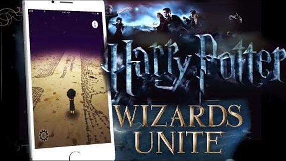 Harry Potter: Wizards Unite príde v roku 2019, ponúkne štýl Pokémon Go