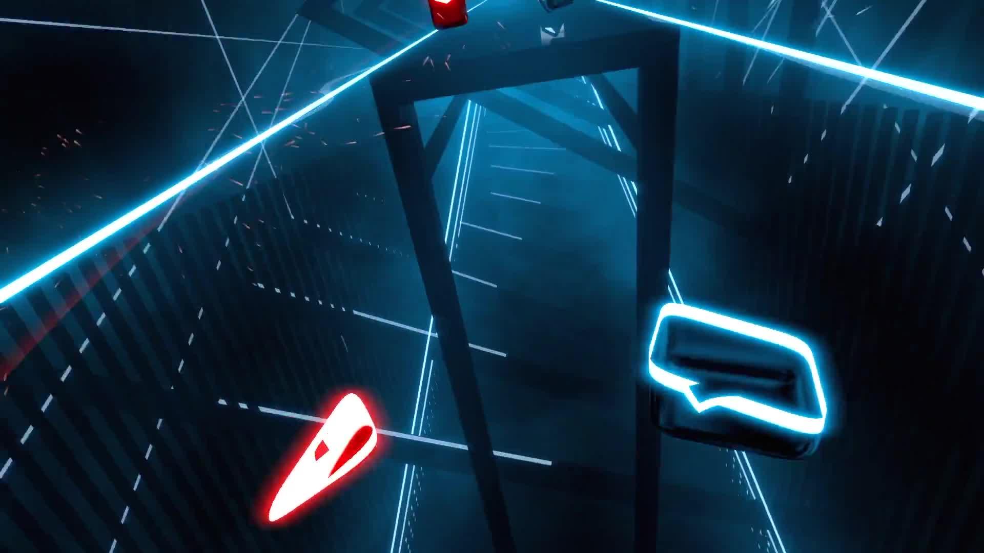Beat Saber príde na PSVR ešte tento mesiac - herné video  77ffa1d8902