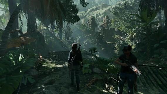 Shadow of the Tomb Raider - co-op prídavok priblížený