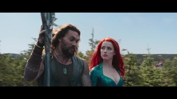 Aquaman - finálny filmový trailer