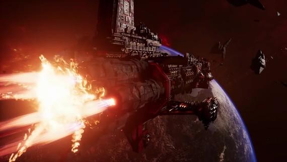 Battlefleet Gothic: Armada 2 ponúka pohľad na boj