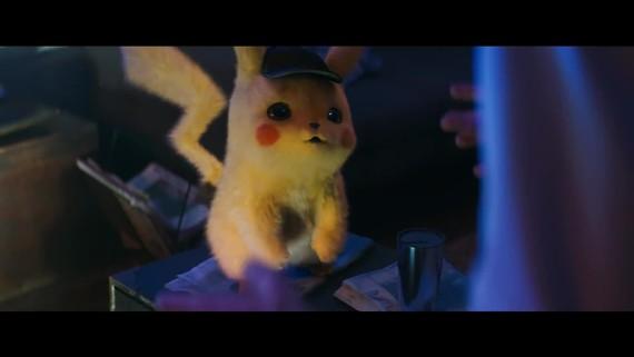 POKÉMON Detective Pikachu - filmový trailer