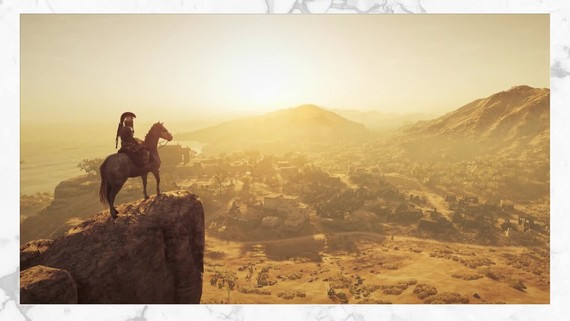 Assassin's Creed Odyssey - Photo mode trailer