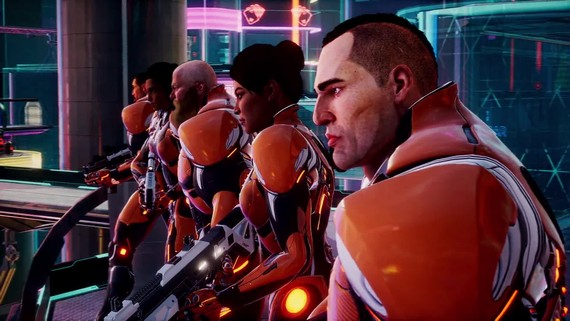 Crackdown 3 - Wrecking zone trailer