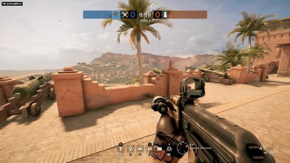 Rainbow Six Siege ukazuje operáciu Wind Bastion