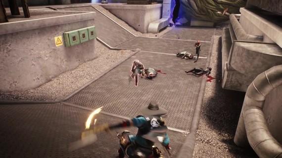 Breach predstavuje svojho pištoľníka