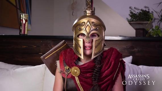 Assassin's Creed Odyssey - Ask Spartan - Kassandra