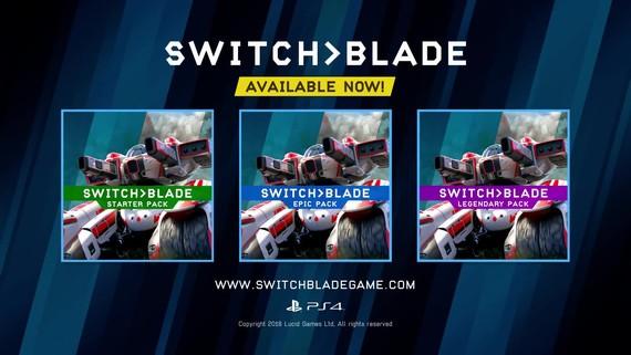Switchblade - Porcupine Trailer
