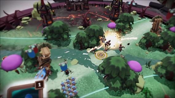 VR stratégia Skyworld príde aj na PSVR