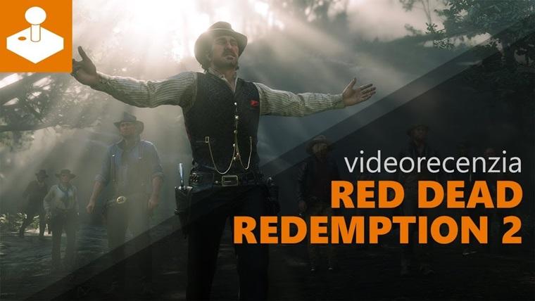 Red Dead Redemption 2 - videorecenzia
