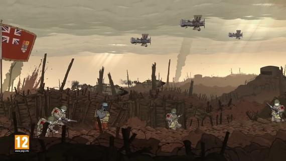 Valiant Hearts: The Great War je už aj na Switchi