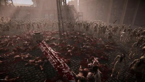 Black Masses ukazuje svoj systém sekania zombíkov