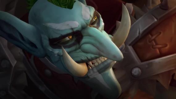 World of Warcraft - Terror of Darkshore trailer