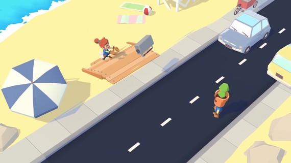 Moving Out - ohlásenie hry