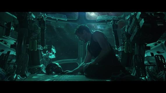 Avengers: Endgame - filmový trailer