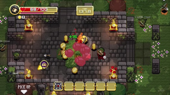 Super Treasure Arena pre Switch si môžete nadeliť pod stromček