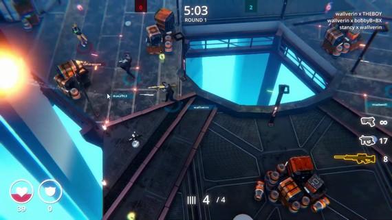 HoverGrease - Alpha Release Trailer