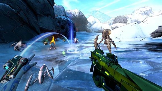 Borderlands 2 VR je už dostupný