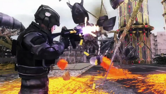 Earth Defense Force 5 - Launch Trailer