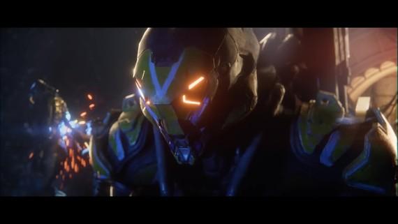 Anthem ponúka teaser na The Game Awards